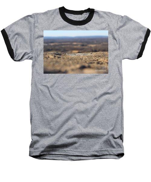 Concrete Landscape 1 Baseball T-Shirt
