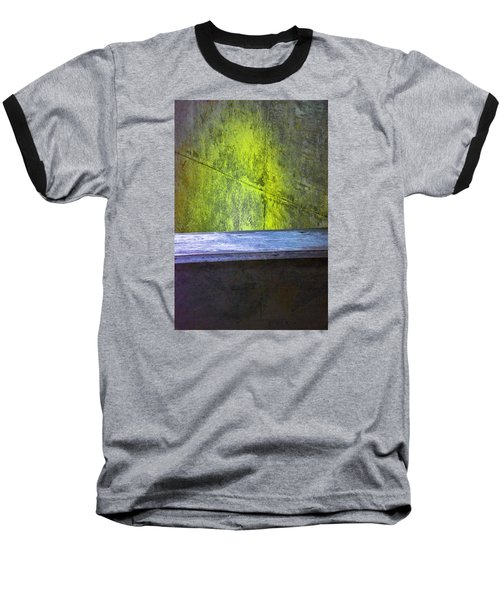 Concrete Love Baseball T-Shirt by Raymond Kunst