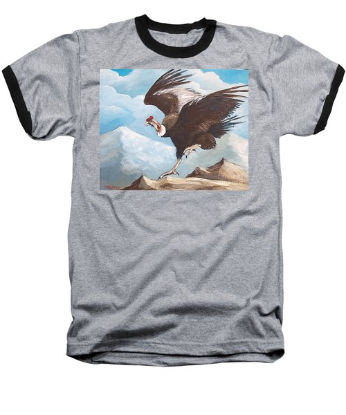 Condor Baseball T-Shirt
