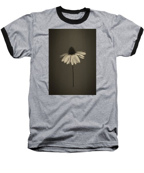 Cone Flower 8 Baseball T-Shirt