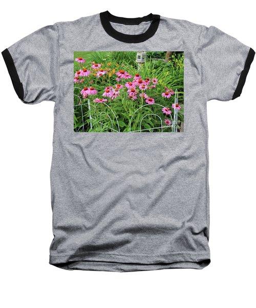 Cone Plants Baseball T-Shirt