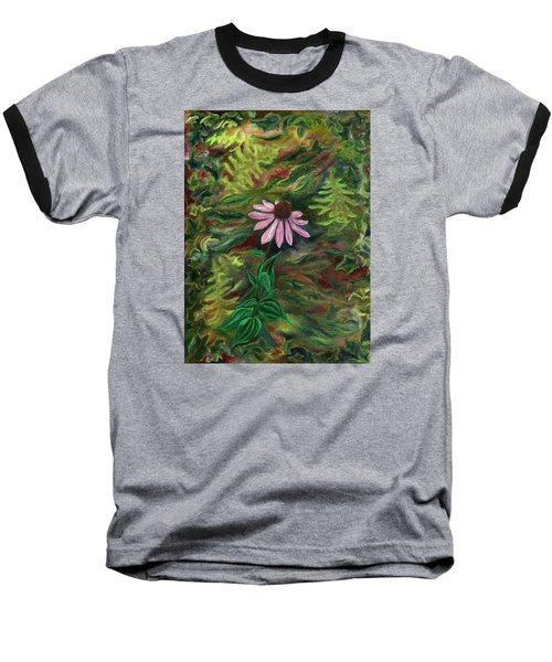 Coneflower Baseball T-Shirt