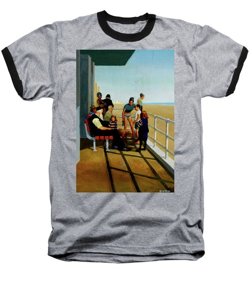 Coney Island Baseball T-Shirt