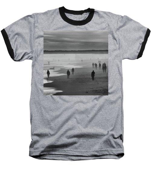 Coney Island Walkers Baseball T-Shirt