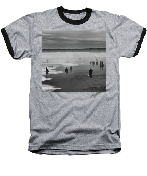 Coney Island Walkers Baseball T-Shirt