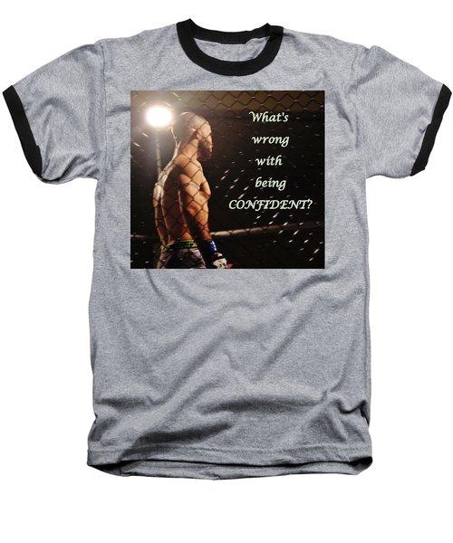 Confident Baseball T-Shirt