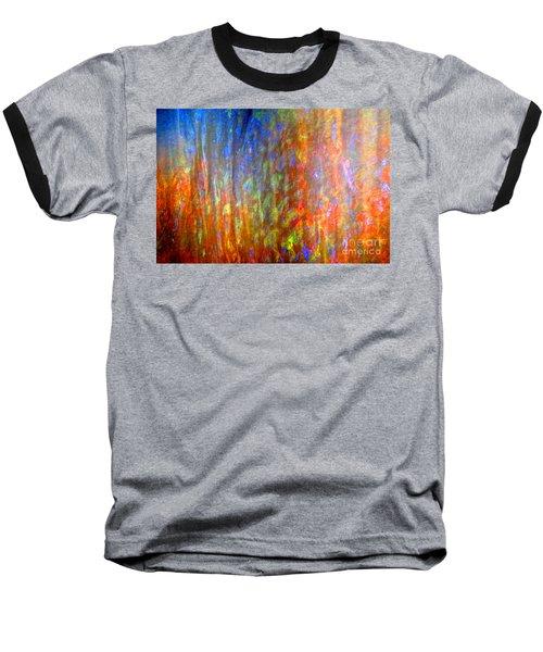 Confident Drapery Baseball T-Shirt