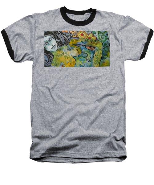 Conflict Baseball T-Shirt