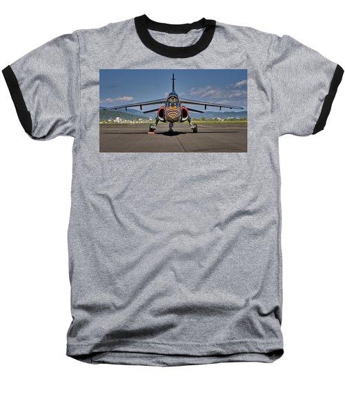 Confrontation Baseball T-Shirt