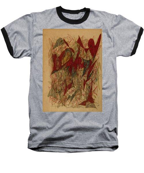 Conglomerate Synthesis  Baseball T-Shirt