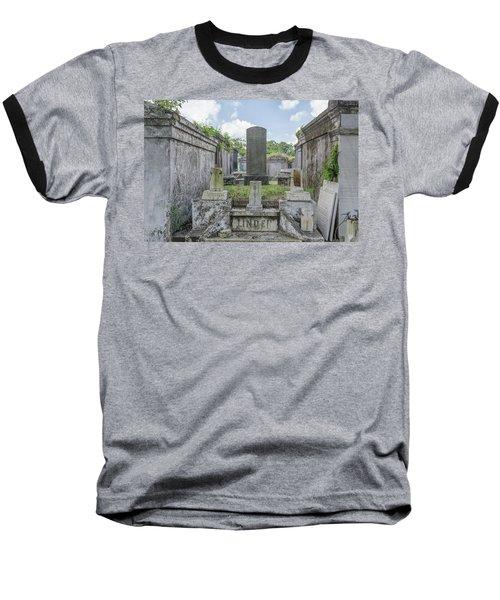 Congregation Of The Dead Baseball T-Shirt