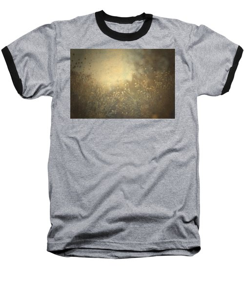 Baseball T-Shirt featuring the photograph Connected  by Mark Ross