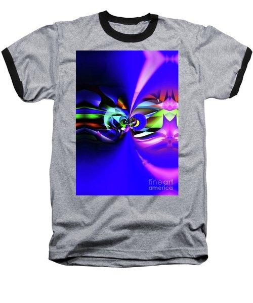Connection 2 Baseball T-Shirt by Elaine Hunter