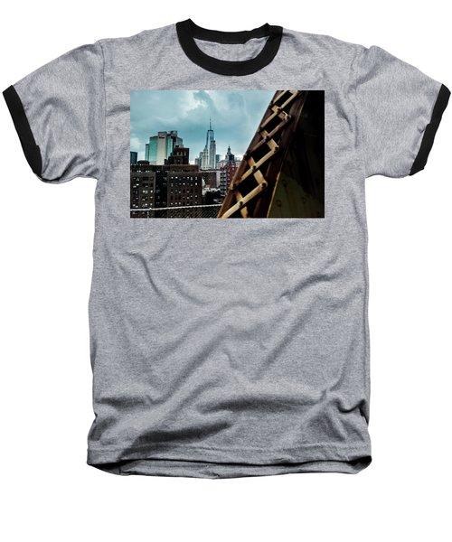 Connector Baseball T-Shirt