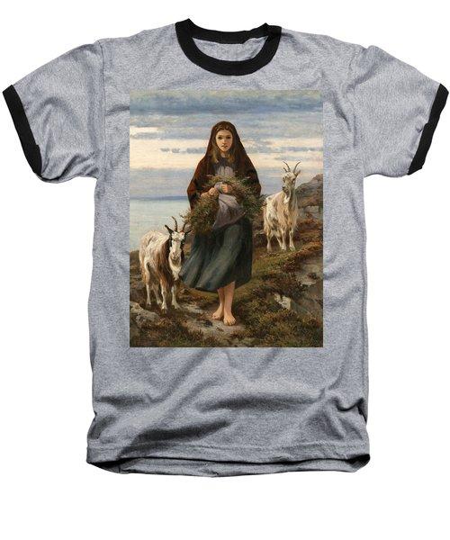 Connemara Girl Baseball T-Shirt