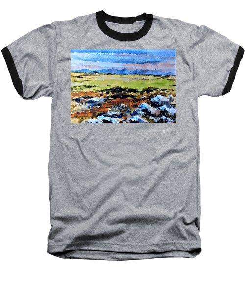 F  801  Connemara Golf, Ballyconneely, Galway Baseball T-Shirt