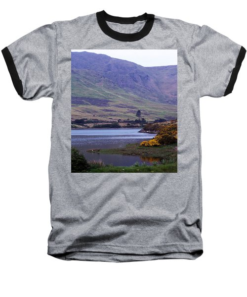 Connemara Leenane Ireland Baseball T-Shirt