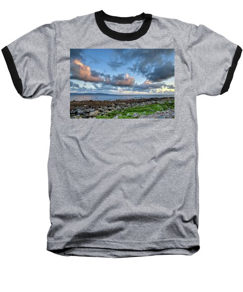Connemara Sunset Baseball T-Shirt