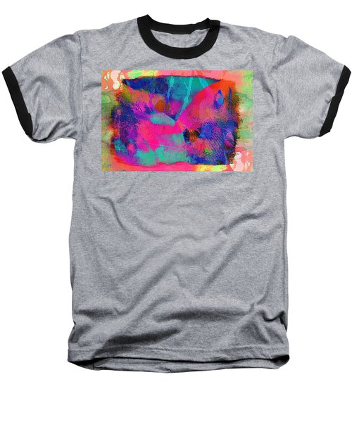 Connivance,just Another Texture Baseball T-Shirt