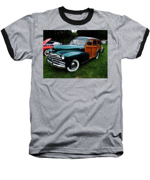 Constance Baseball T-Shirt