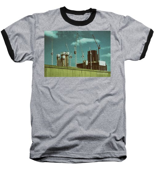 Construction Works In Stratford Baseball T-Shirt