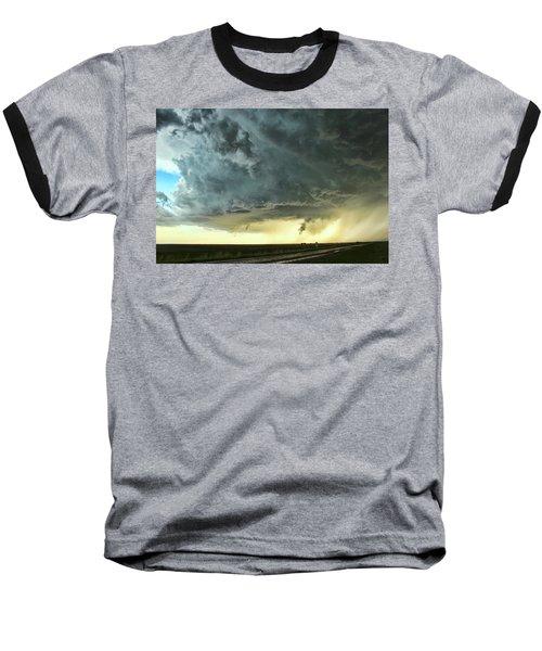 Consul Beast Baseball T-Shirt by Ryan Crouse