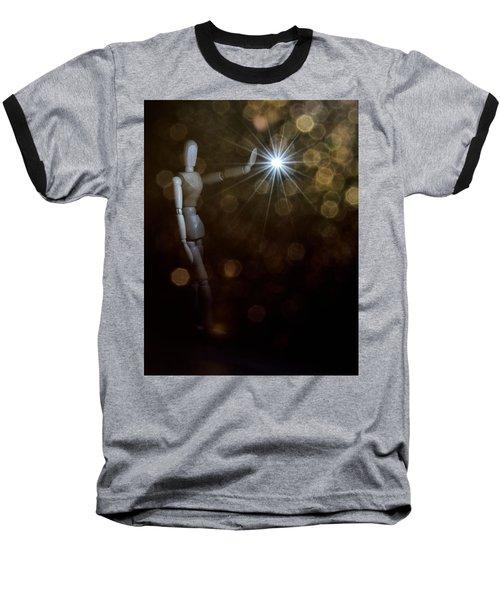 Contact Baseball T-Shirt