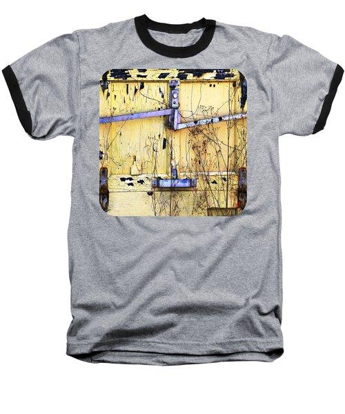 Contain Yourself Baseball T-Shirt