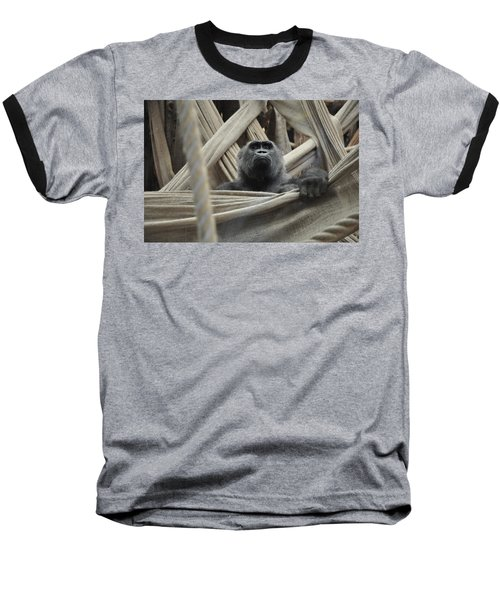 Contemplate Baseball T-Shirt