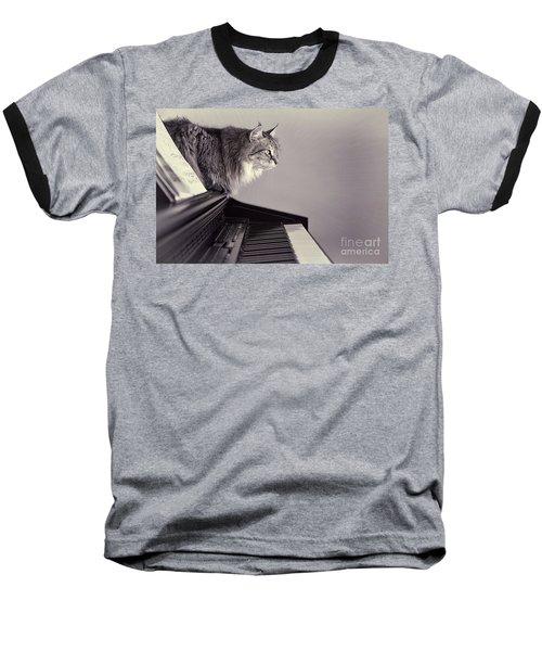 Contemplating Memory Baseball T-Shirt