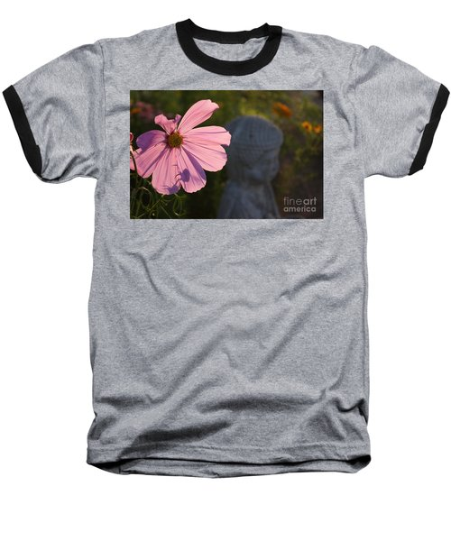 Baseball T-Shirt featuring the photograph Contemplating The Cosmo by Brian Boyle