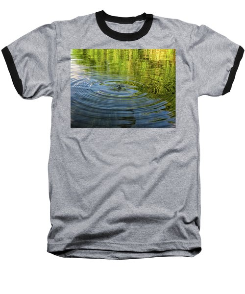 Contemplation Baseball T-Shirt