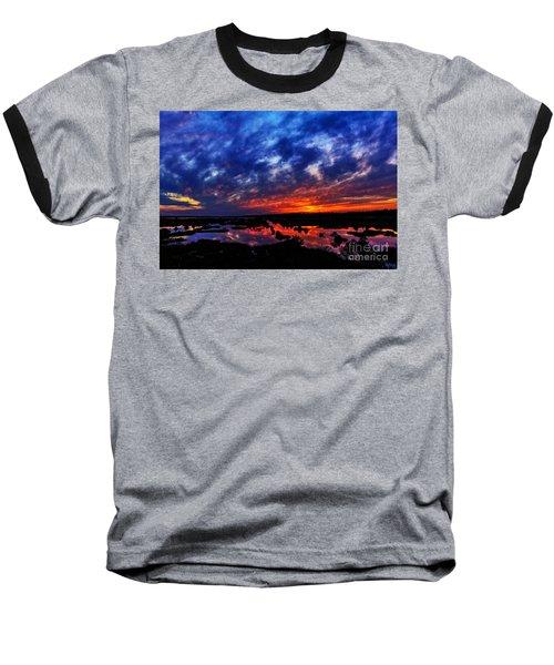 Contrast Baseball T-Shirt
