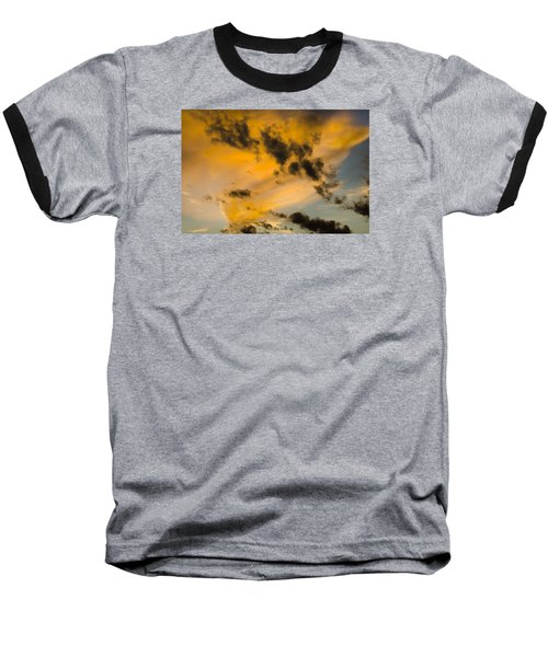 Baseball T-Shirt featuring the photograph Contrasts by Wanda Krack