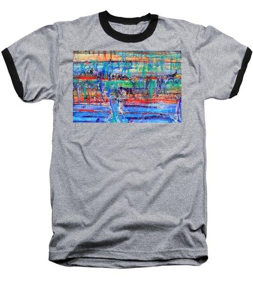 Convection Diffusion Baseball T-Shirt