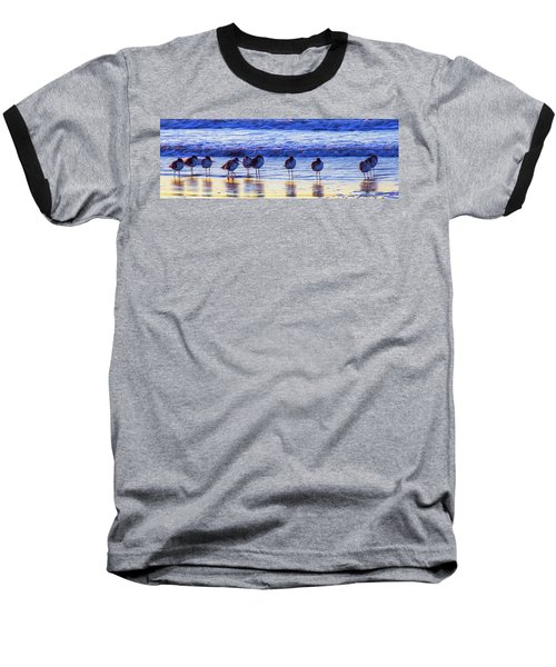 Baseball T-Shirt featuring the photograph Convention by Joye Ardyn Durham