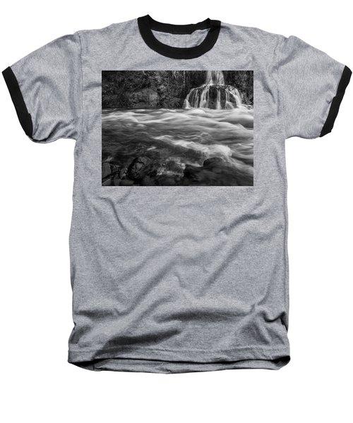 Convergence Bw Baseball T-Shirt