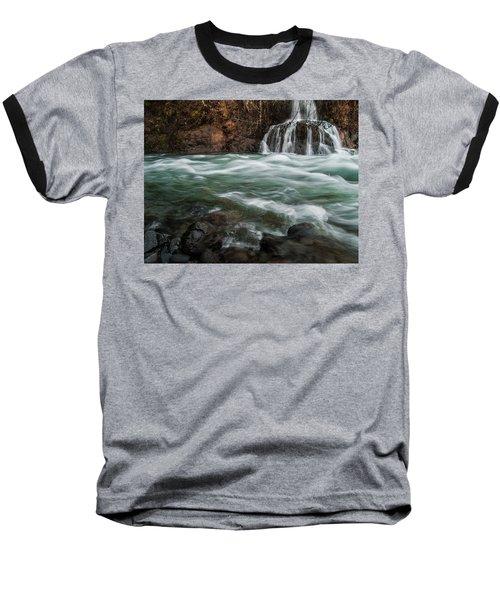 Convergence Baseball T-Shirt