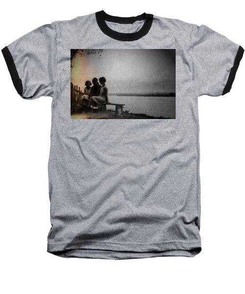 Converse Baseball T-Shirt by Mark Ross