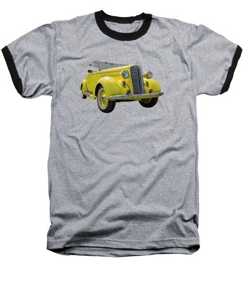Convertible Dodge Baseball T-Shirt