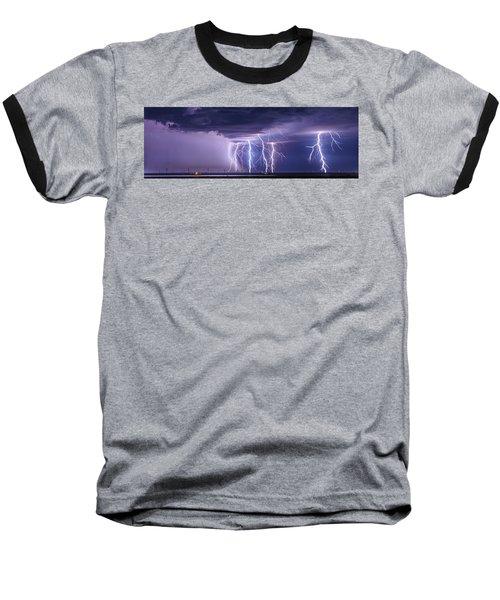 Conway Bolts Baseball T-Shirt