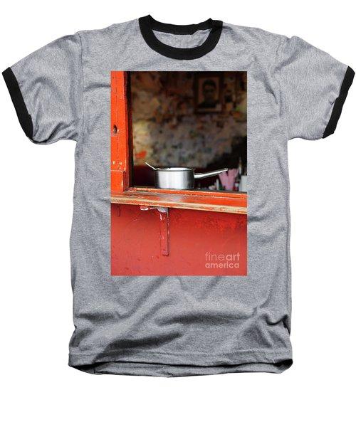 Cooking Pot Baseball T-Shirt