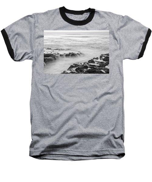 Cooks Chasm  Baseball T-Shirt by Billie-Jo Miller