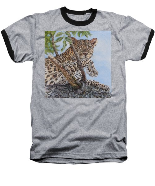 Cool Cat Baseball T-Shirt