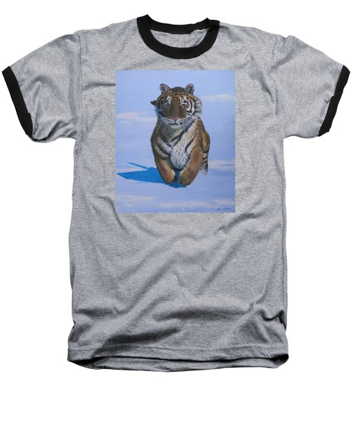Cool Cat Baseball T-Shirt