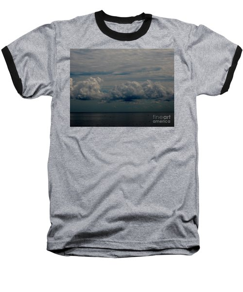 Cool Clouds Baseball T-Shirt