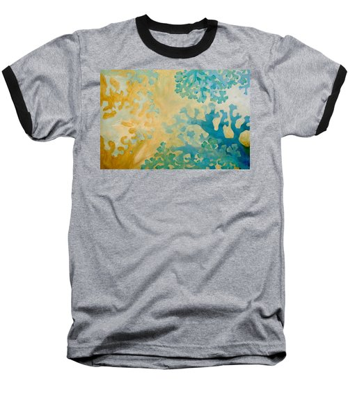 Cool Coral Baseball T-Shirt