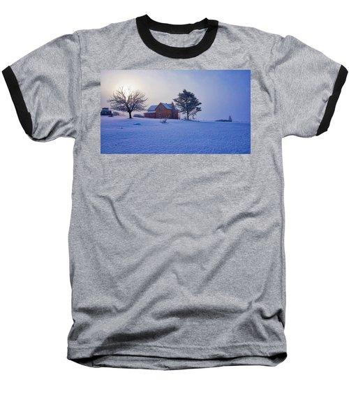 Cool Farm Baseball T-Shirt