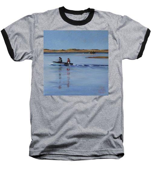 Cool Morning Baseball T-Shirt