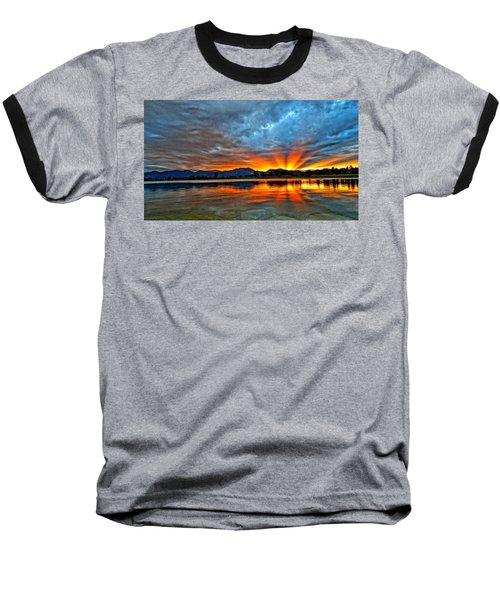Cool Nightfall Baseball T-Shirt